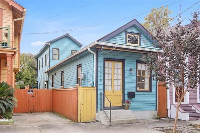 2418 Dauphine Street, New Orleans, LA 70117 (MLS #2231139) :: Inhab Real Estate