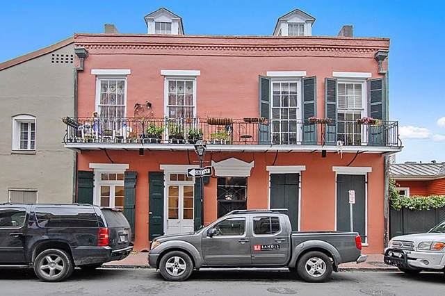 1012 Toulouse Street A, New Orleans, LA 70112 (MLS #2231191) :: Top Agent Realty