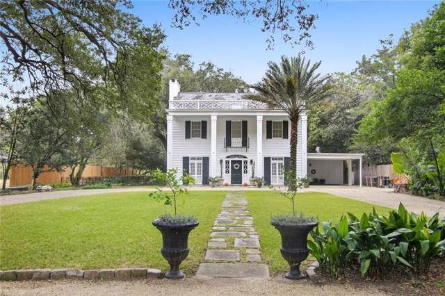 12 Garden Lane, New Orleans, LA 70124 (MLS #2231229) :: Turner Real Estate Group