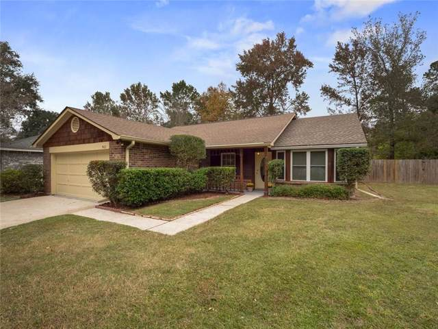 911 Forest Loop, Mandeville, LA 70471 (MLS #2231333) :: Turner Real Estate Group