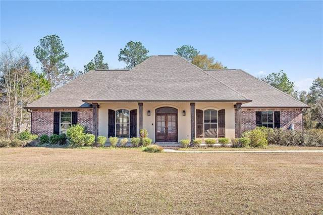42598 Amy Drive, Ponchatoula, LA 70454 (MLS #2231404) :: Top Agent Realty