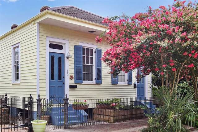 617 Bartholomew Street, New Orleans, LA 70117 (MLS #2231407) :: The Sibley Group