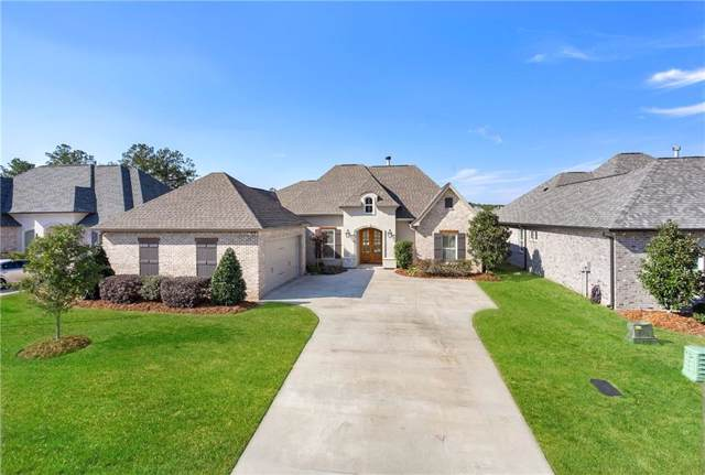 1100 Cypress Crossing Drive, Madisonville, LA 70447 (MLS #2231442) :: Top Agent Realty