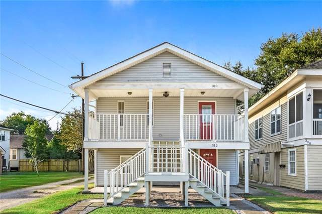 310 Homedale Street, New Orleans, LA 70124 (MLS #2231478) :: Watermark Realty LLC
