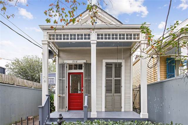 716 Bellecastle Street, New Orleans, LA 70115 (MLS #2231481) :: Watermark Realty LLC