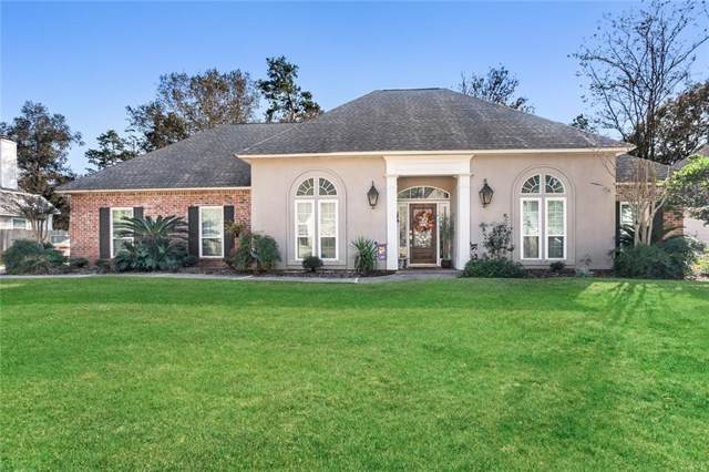 718 Sweet Bay Drive, Mandeville, LA 70448 (MLS #2231551) :: Crescent City Living LLC