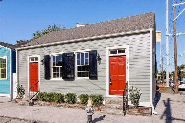 2701 St. Thomas Street, New Orleans, LA 70130 (MLS #2231557) :: Inhab Real Estate