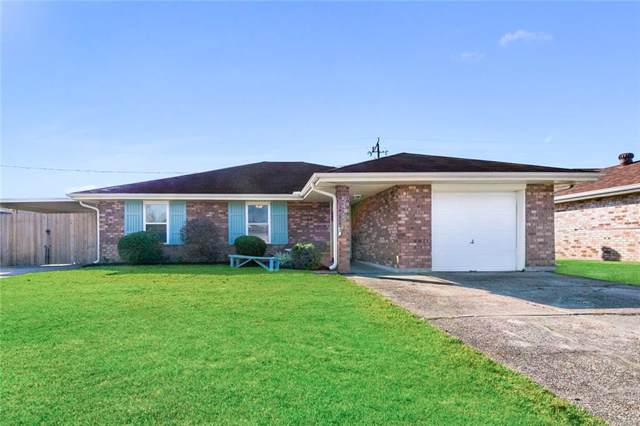 5425 Tulip Court, Marrero, LA 70072 (MLS #2231608) :: Crescent City Living LLC