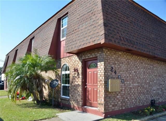 2400 Giuffrias Street #1, Metairie, LA 70001 (MLS #2231655) :: Crescent City Living LLC