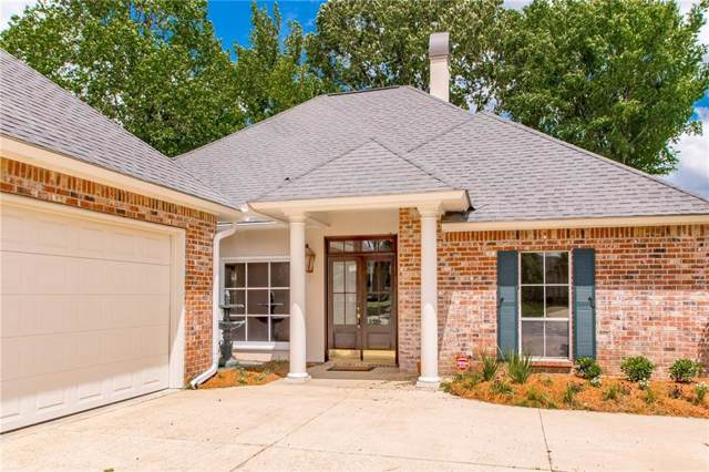 10123 Glen Ridge Avenue, Baton Rouge, LA 70809 (MLS #2231730) :: Turner Real Estate Group
