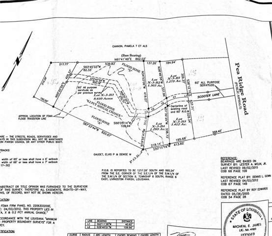 Scooter (B1) Lane, Albany, LA 70711 (MLS #2231770) :: Inhab Real Estate