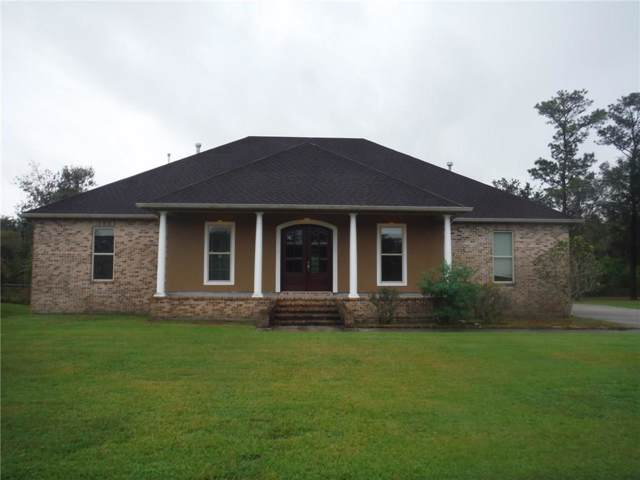 111 Ollie Drive, Belle Chasse, LA 70037 (MLS #2232204) :: Top Agent Realty
