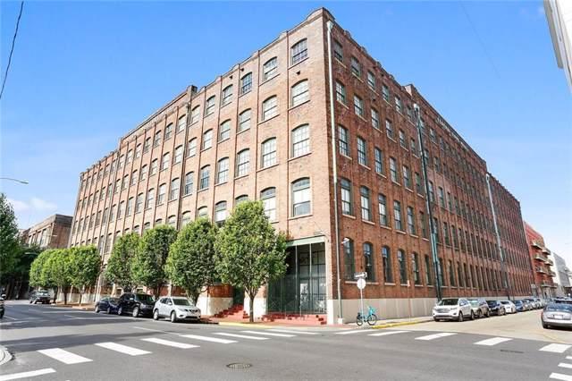 1107 S Peters Street #411, New Orleans, LA 70130 (MLS #2232288) :: Inhab Real Estate