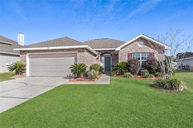 309 Foal Court, Covington, LA 70435 (MLS #2232317) :: Watermark Realty LLC