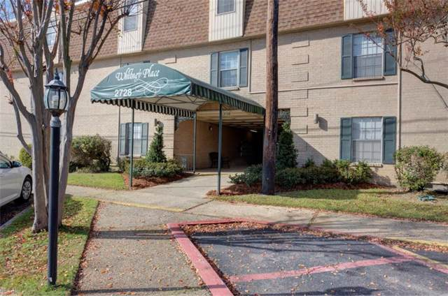 2728 Whitney Place #222, Metairie, LA 70002 (MLS #2232340) :: Amanda Miller Realty