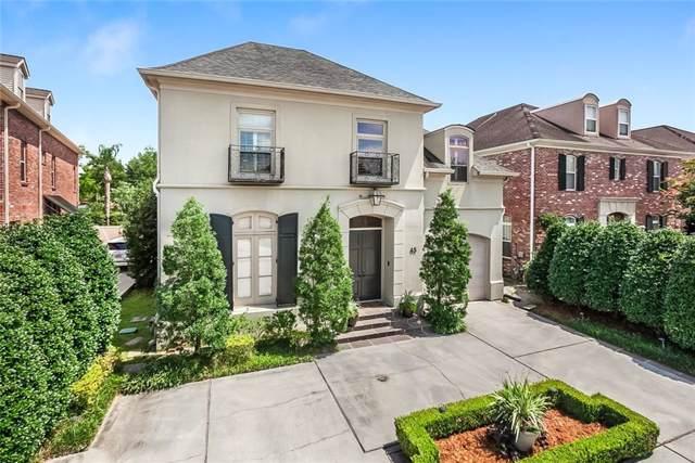 45 Savannah Ridge Lane, Metairie, LA 70001 (MLS #2232375) :: Parkway Realty