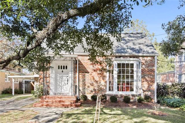 4252 Vendome Place, New Orleans, LA 70125 (MLS #2232494) :: The Sibley Group