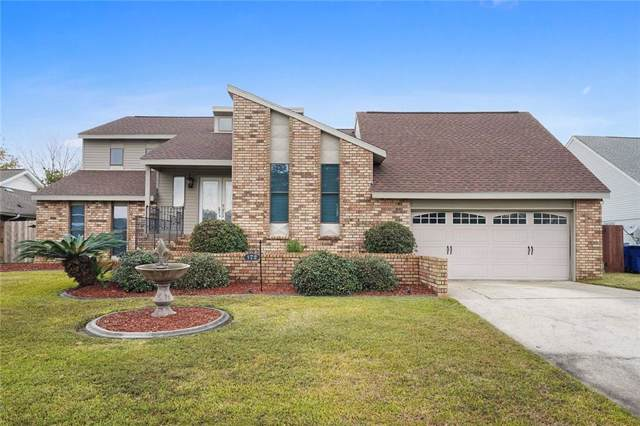 172 Pebble Beach Drive, Slidell, LA 70458 (MLS #2232564) :: Turner Real Estate Group