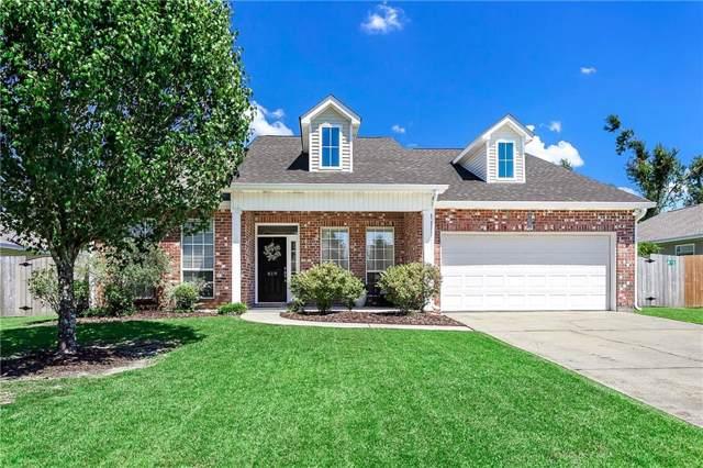 819 Cole Court, Covington, LA 70433 (MLS #2232592) :: Inhab Real Estate