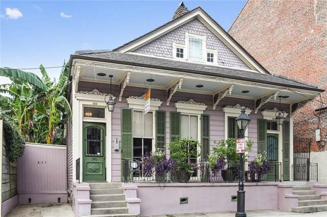 823 Burgundy Street 1&3, New Orleans, LA 70116 (MLS #2232607) :: Amanda Miller Realty