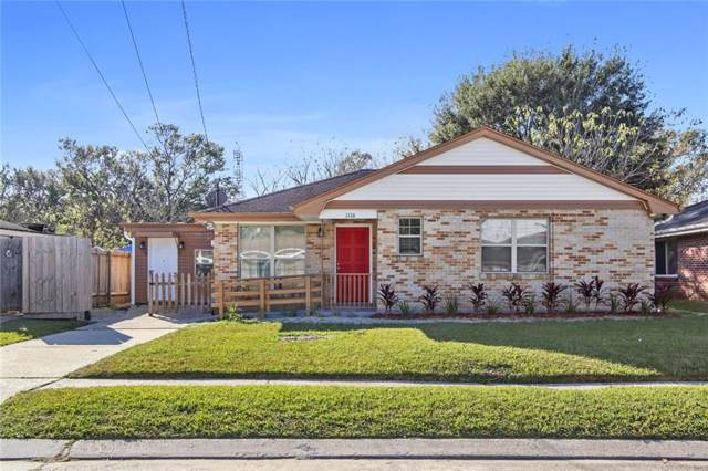 1116 Frankel Avenue, Metairie, LA 70003 (MLS #2232755) :: Top Agent Realty