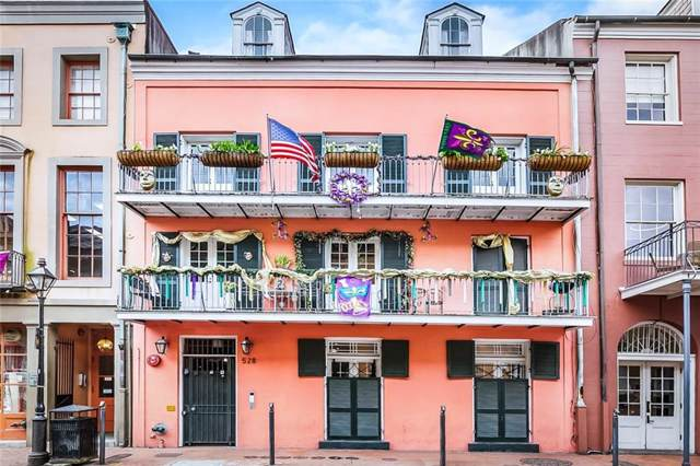 528 St Louis Street #302, New Orleans, LA 70130 (MLS #2233025) :: Robin Realty
