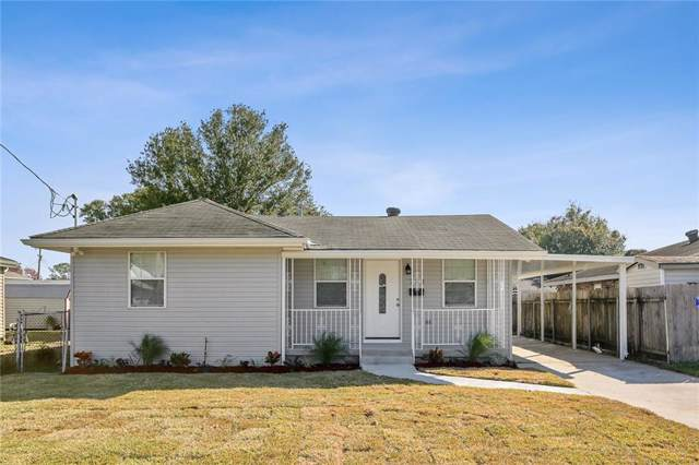 703 N Starrett Road, Metairie, LA 70003 (MLS #2233053) :: Parkway Realty