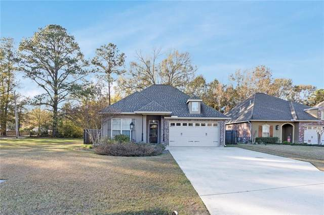 39369 Meadow Ridge Lane, Ponchatoula, LA 70454 (MLS #2233120) :: Amanda Miller Realty
