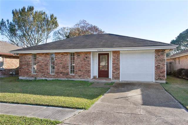 4204 Connecticut Avenue, Kenner, LA 70065 (MLS #2233203) :: Top Agent Realty