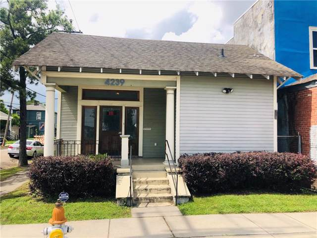 4239 S Claiborne Avenue, New Orleans, LA 70125 (MLS #2233314) :: Inhab Real Estate