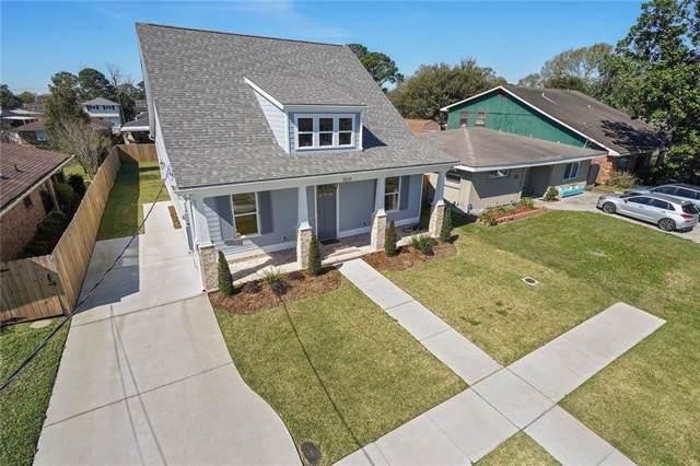 1504 Carnation Avenue, Metairie, LA 70001 (MLS #2233414) :: Watermark Realty LLC