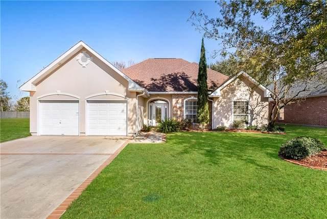 112 W Lakeview Drive, La Place, LA 70068 (MLS #2233437) :: Turner Real Estate Group