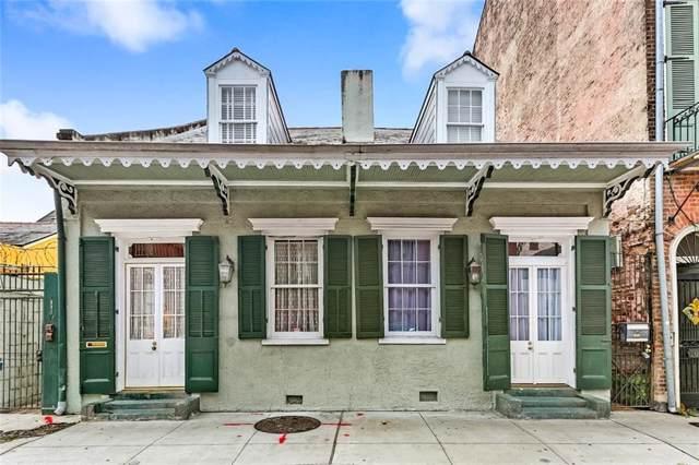 1008 St Peter Street #1008, New Orleans, LA 70116 (MLS #2233473) :: Amanda Miller Realty