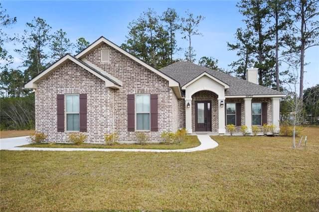 38727 N Magnolia Ridge Loop, Pearl River, LA 70452 (MLS #2233479) :: Turner Real Estate Group