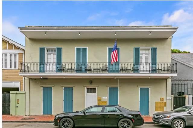 617 Dauphine Street #4, New Orleans, LA 70112 (MLS #2233501) :: Turner Real Estate Group