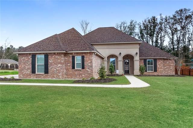 255 Saw Grass Loop, Covington, LA 70435 (MLS #2233604) :: Parkway Realty