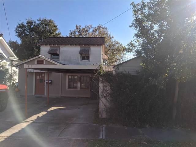 812 Rupp Street, Gretna, LA 70053 (MLS #2233724) :: Crescent City Living LLC