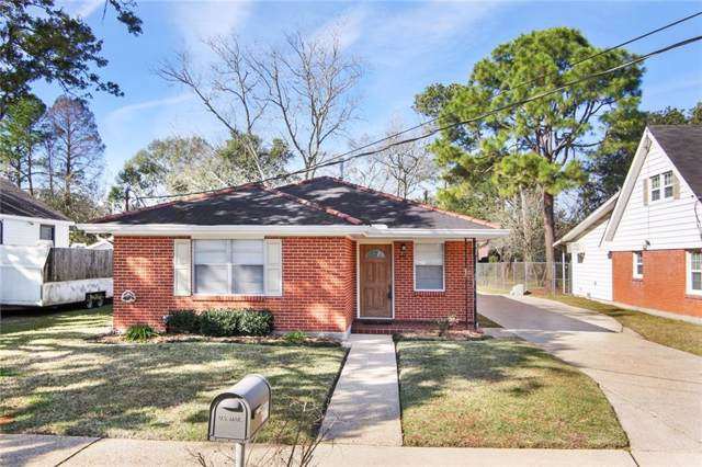 400 Colonial Club Drive, Harahan, LA 70123 (MLS #2234051) :: Watermark Realty LLC