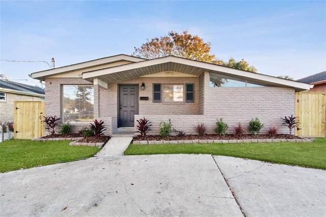 3706 Pontiac Street, Metairie, LA 70002 (MLS #2234233) :: Top Agent Realty