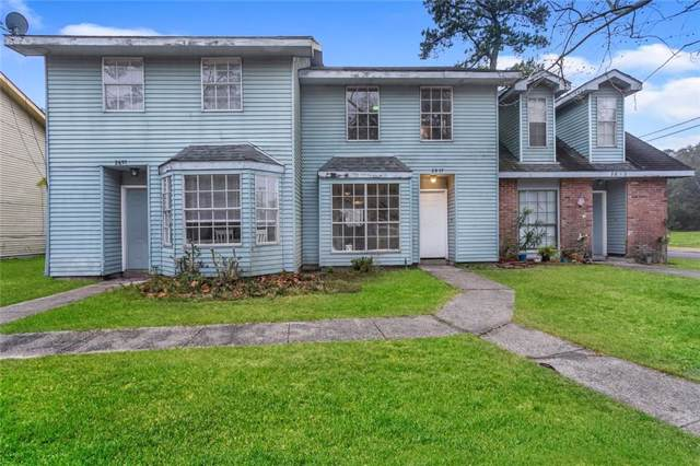 2853 Palm Drive, Slidell, LA 70458 (MLS #2234299) :: Crescent City Living LLC