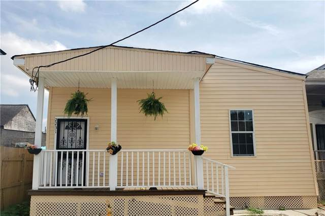 2231 Amelia Street, New Orleans, LA 70115 (MLS #2234305) :: Top Agent Realty