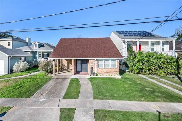 203 22ND Street, New Orleans, LA 70124 (MLS #2234655) :: Parkway Realty