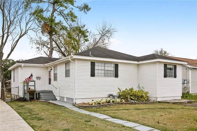 321 Montgomery Avenue, Metairie, LA 70003 (MLS #2234751) :: Top Agent Realty