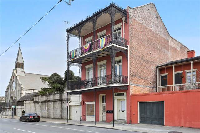 1212 N Rampart Street #101, New Orleans, LA 70116 (MLS #2235017) :: The Sibley Group