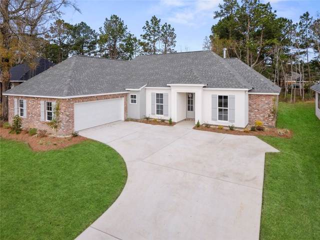 1268 Sweet Clover Way, Madisonville, LA 70447 (MLS #2235109) :: Turner Real Estate Group