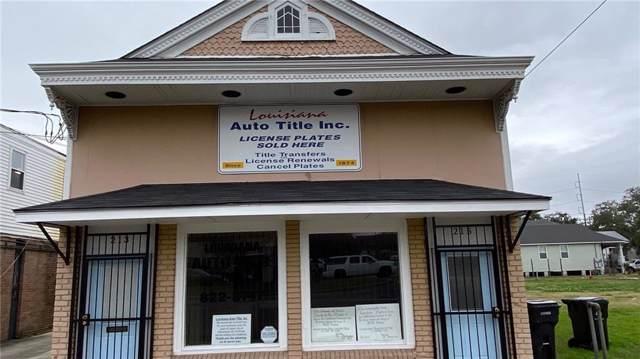 213 N Broad Street, New Orleans, LA 70119 (MLS #2235289) :: Inhab Real Estate