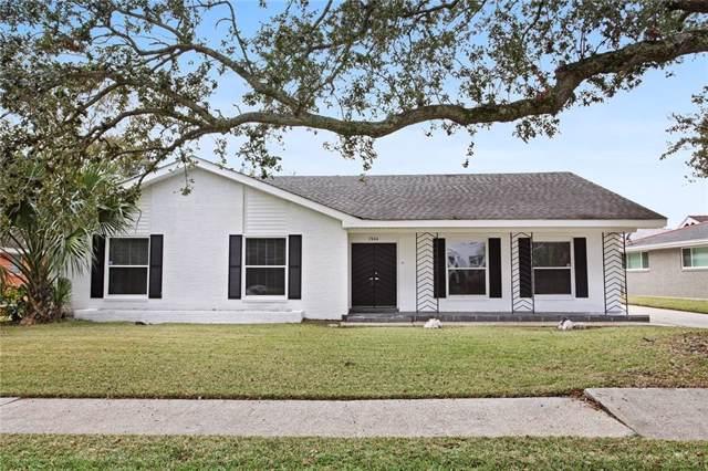 7444 Jade Street, New Orleans, LA 70124 (MLS #2235357) :: Parkway Realty