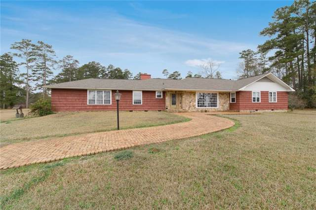 1135 Hwy 51 Highway, Osyka, MS 39657 (MLS #2235653) :: Top Agent Realty