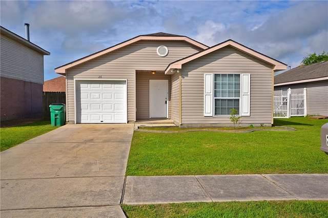 26 Jasmine Lane, Waggaman, LA 70094 (MLS #2235673) :: Amanda Miller Realty