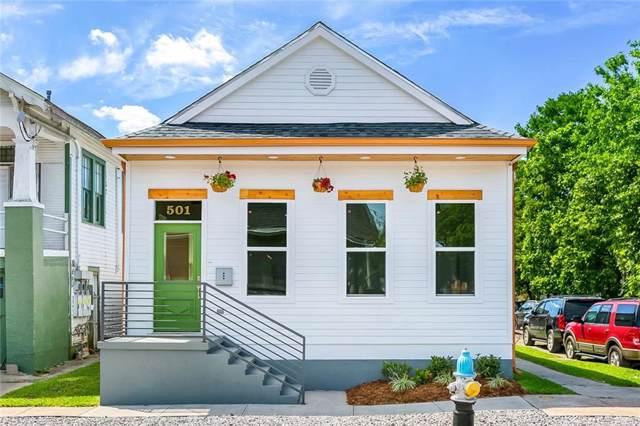 501 S Solomon Street, New Orleans, LA 70119 (MLS #2235853) :: Inhab Real Estate